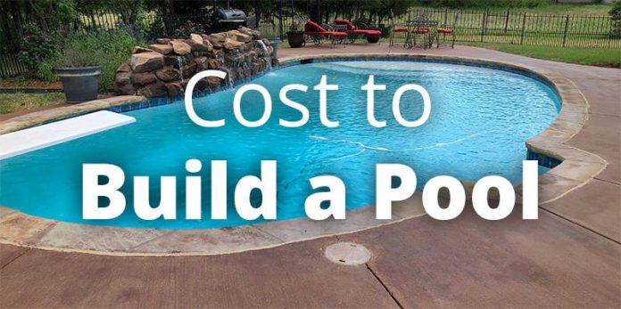 How Much Does A Pool Cost