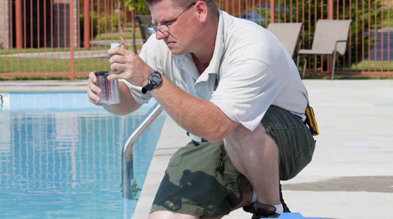 Wait And Retest The Pool's PH Level