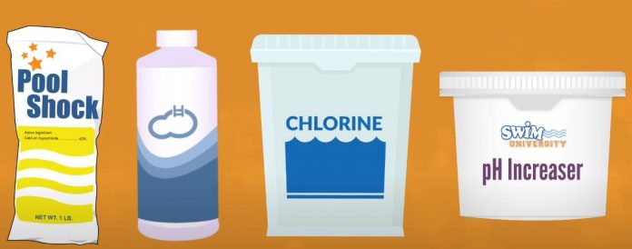 Which Chemicals Do You Need To Open A New Pool